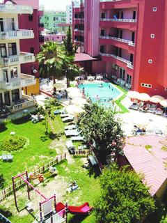 Hotel   Türkische Riviera,   Hotel Acar in Alanya  in der Türkei in Eigenanreise