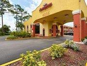 Billige Flüge nach Orlando, Florida & Howard Johnson Express Inn Suites Lake Front Park in Kissimmee