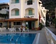 Hotel   Kreta,   Aglaia Apartments in Mália  auf den Griechische Inseln in Eigenanreise