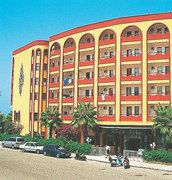 Doris Aytur Hotel in Mahmutlar (Türkei)
