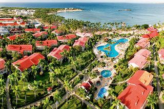 Ab in den Urlaub   Südküste (Santo Domingo),     Grand Bahia Principe La Romana (4*) in San Pedro de Macorís  in der Dominikanische Republik