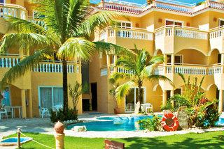 Das Hotel Villa Taina in Cabarete