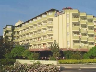 Pauschalreise Hotel Türkei,     Türkische Riviera,     Kleopatra Beach Hotel in Alanya