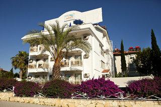 Hotel   Türkische Riviera,   Villa Adora Beach in Side  in der Türkei in Eigenanreise