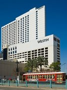 Hotel The Westin Canal Place   in New Orleans USA Golf von Mexiko