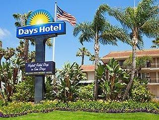 Billige Flüge nach San Diego & Days Hotel San Diego Hotel Circle/ Near SeaWorld in San Diego