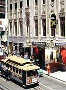 USA,     Kalifornien,     Sir Francis Drake ( Sterne) in San Francisco  ab Saarbrücken SCN