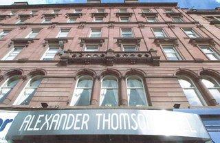 Billige Flüge nach Glasgow (Schottland) & Alexander Thomson in Glasgow