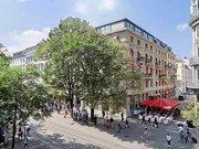 Schweiz,     Zürich Stadt & Kanton,     St. Gotthard in Zürich  ab Saarbrücken SCN