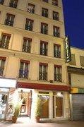 Frankreich,     Paris & Umgebung,     Best Western Hotel Le Montmartre Saint-Pierre in Paris  ab Saarbrücken SCN