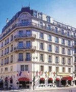 Frankreich,     Paris & Umgebung,     Chateau Frontenac in Paris  ab Saarbrücken SCN