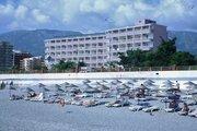 Hotel   Türkische Riviera,   Royal Ideal Beach Hotel in Alanya  in der Türkei in Eigenanreise