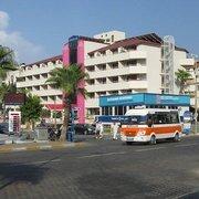 Hotel   Türkische Ägäis,   Kapmar Hotel in Içmeler (Marmaris)  in der Türkei in Eigenanreise