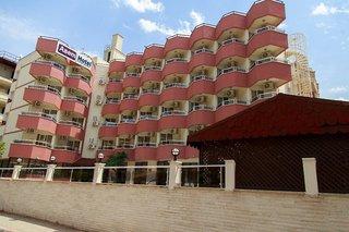 Asem Hotel in Alanya (Türkei)