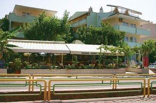 Hotel   Türkische Ägäis,   Banana Appart in Marmaris  in der Türkei in Eigenanreise