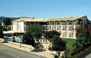 Hotel Griechenland,   Korfu,   Silver Beach Hotel in Roda  auf den Griechische Inseln in Eigenanreise