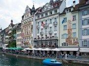 Luzern Stadt & Kanton,     Des Alpes Hotel Restaurant in Luzern  ab Saarbrücken SCN