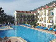Hotel   Türkische Ägäis,   Leytur in Fethiye  in der Türkei in Eigenanreise