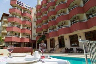 Pauschalreise Hotel Türkei,     Türkische Riviera,     Asem Hotel in Alanya