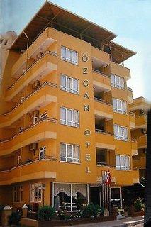 Özcan Hotel in Kleopatra Beach (Türkei)