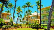 Das Hotel Sirenis Punta Cana Resort Casino & Aquagames in Uvero Alto