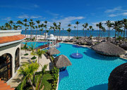 Das Hotel Paradisus Palma Real Golf & Spa Resort in Punta Cana
