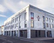 Hotel Island,   Island,   Kea Hotel Skuggi in Reykjavik  in Island und Nord-Atlantik in Eigenanreise