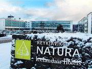 Hotel Island,   Island,   Icelandair Hótel Reykjavík Natura in Reykjavik  in Island und Nord-Atlantik in Eigenanreise
