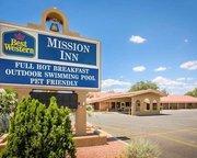 Hotel USA,   New Mexiko,   Best Western Mission Inn in Las Cruces  in USA Zentralstaaten in Eigenanreise