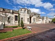 Das Hotel Casas del XVI in Santo Domingo