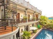 Billige Flüge nach Siem Reap (Kambodscha) & Asanak d'Angkor Boutique Hotel in Siem Reap