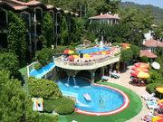 Hotel   Türkische Ägäis,   Club Aquarium in Içmeler (Marmaris)  in der Türkei in Eigenanreise