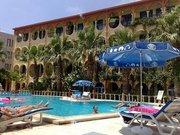Hotel   Türkische Riviera,   Palmiye in Side  in der Türkei in Eigenanreise