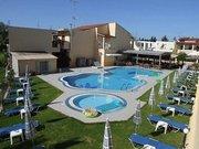 Hotel Griechenland,   Korfu,   Panorama in Roda  auf den Griechische Inseln in Eigenanreise
