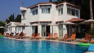 Hotel Griechenland,   Kos,   Aspro Spiti in Tigaki  auf den Griechische Inseln in Eigenanreise