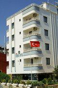 Hotel   Türkische Ägäis,   Evren in Altinkum  in der Türkei in Eigenanreise