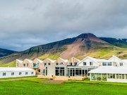 Hotel Island,   Island,   Fosshótel Vatnajökull in Hornafjördur  in Island und Nord-Atlantik in Eigenanreise