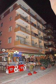 Billige Flüge nach Antalya & Kleopatra Bebek Hotel in Alanya