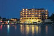 Billige Flüge nach Burgas & Parkhotel Continental Prima in Sonnenstrand