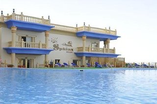 Sphinx Resort in Hurghada (Ägypten)