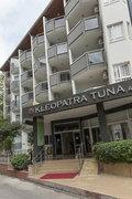 Hotel   Türkische Riviera,   Tuna Apart in Alanya  in der Türkei in Eigenanreise