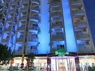 Hotel   Türkische Ägäis,   Dabaklar in Kusadasi  in der Türkei in Eigenanreise