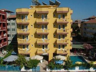 Hotel   Türkische Riviera,   Antalya Palace in Antalya  in der Türkei in Eigenanreise
