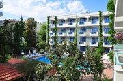 Hotel   Türkische Riviera,   Merhaba in Alanya  in der Türkei in Eigenanreise