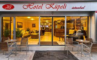 Hotel   Istanbul & Umgebung,   Kupeli in Istanbul  in der Türkei in Eigenanreise