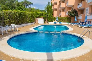 Aparthotel Canyamel Garden in Canyamel (Spanien) mit Flug ab Hannover