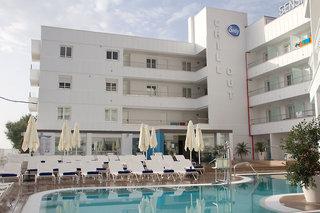 Sensity Chillout Hotel Triton Beach in Cala Ratjada (Spanien) mit Flug ab Basel (CH)
