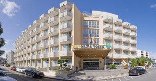 Billige Flüge nach Barcelona & Hotel GHT Oasis Tossa & SPA in Tossa de Mar
