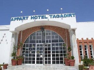 Billige Flüge nach Agadir (Marokko) & Hotel Tagadirt in Agadir