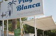Hotel Spanien,   Menorca,   Apartamentos Playa Blanca in Cala Blanca  auf den Balearen in Eigenanreise